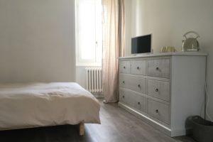 Chambre confort 4 personnes - Le Poulpiquet Quiberon