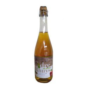 Cidre Bio - Cidrerie Nicol (56)