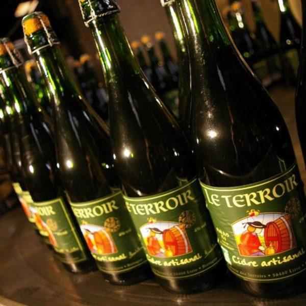 Cidre Bio Les Terroirs